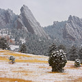 Flatiron Meadows - Boulder Colorado by James BO  Insogna