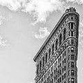 Flatiron Profile Bw by Framing Places