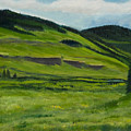 Flattops Wilderness by Julie Kreutzer