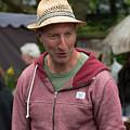 Flea Market Sales Man by Brothers Beerens