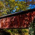 Fletcher Covered Bridge by Thomas R Fletcher