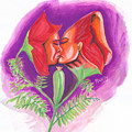 Fleur D'amour by Emmanuel Baliyanga