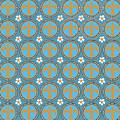 Fleur De Lis Pattern No. 2 by Joy McKenzie