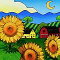 Fleur Du Soleil by Stacey Neumiller