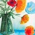 Fleur Primitiv by Judith Kerrigan Ribbens