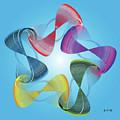 Fleuron Composition No. 178 by Alan Bennington
