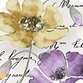 Fleurs De France II by Mindy Sommers