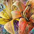 Fleurs De Lys 01 by Miki De Goodaboom