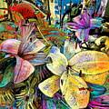 Fleurs De Lys 02 by Miki De Goodaboom