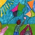 Flight Of Kites by Elinor Helen Rakowski
