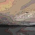 Flight Of The Gull by Tim Allen