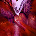 Flight Of The Heart by Carol Cavalaris
