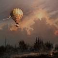 Flight Of The Swan 3 by Tom Shropshire