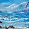Flight Seascape by Tony Rodriguez