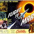 Flight To Mars, 1951 by Everett