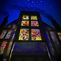 Flimflams Lanterns Diagon Alley London by David Lee Thompson