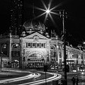 Flinders Street Station by Elissa Bull
