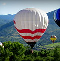 Floatin' In The Rockies 20 by Diane M Dittus