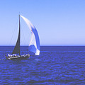 Floating Away by Janu B