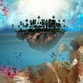 Floating Island by Adrienne McMahon