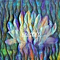 Floating Lotus - Blessed by Artistic Mystic