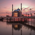 Floating Mosque by Budi Nur Mukmin