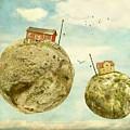 Floating Village by Sonya Kanelstrand