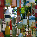 Floats And Buoys II by Mg Blackstock