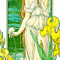 Flora 1905 by Padre Art