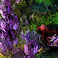 Flora Landscape 081015 by David Lane