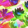 Floral Abstract #3 by Slawek Aniol