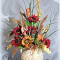 Floral Arrangement by Jim  Darnall