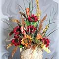 Floral Arrangement by Jim  Darnall