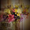 Floral Arrangement by Robert G Kernodle