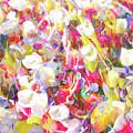 Floral Art Clvii by Tina Baxter