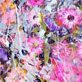 Floral Art Clviii by Tina Baxter