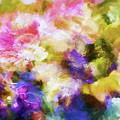 Floral Art Cxii by Tina Baxter