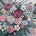 Floral Boom by Leysan Khasanova