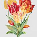 Floral Botanicals-jp3789 by Jean Plout