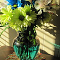 Floral Bouquet 3 by Anita Burgermeister