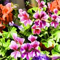 Floral Design 5 Light by Joe Geraci