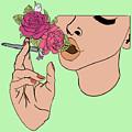 Floral Emission by Brittany Everette