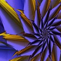 Floral Expressions 2 by David Lane
