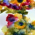 Floral Fancy by Anne Duke