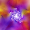 Floral Fractal 052210 by David Lane
