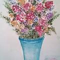 Floral Inked by Susan Nielsen
