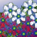 Floral Madness 2 by David Lane