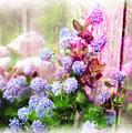 Floral Merge 11 by Artzmakerz