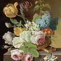 Floral Still Life by MotionAge Designs