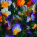 Floral Study 053010a by David Lane
